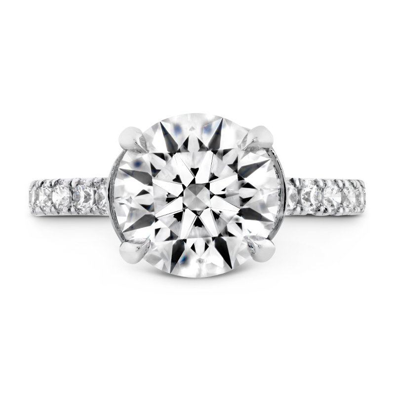Hearts on Fire The Luna Diamond Ring