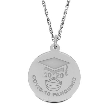 Covid-19 Class of 2020 Necklace Set