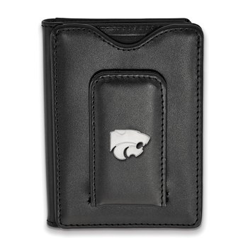 Sterling Silver Kansas State University NCAA Wallet