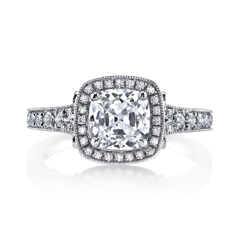 MARS Jewelry 25530 Diamond Engagement Ring 0.51 ct tw