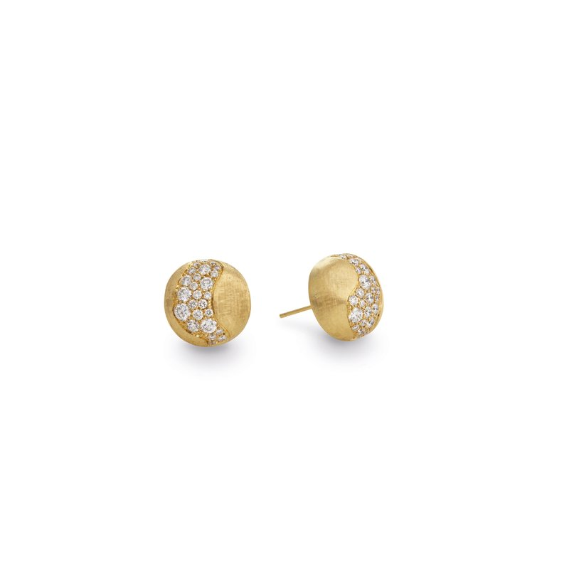 Marco Bicego Africa Constellation Diamond Stud Earrings