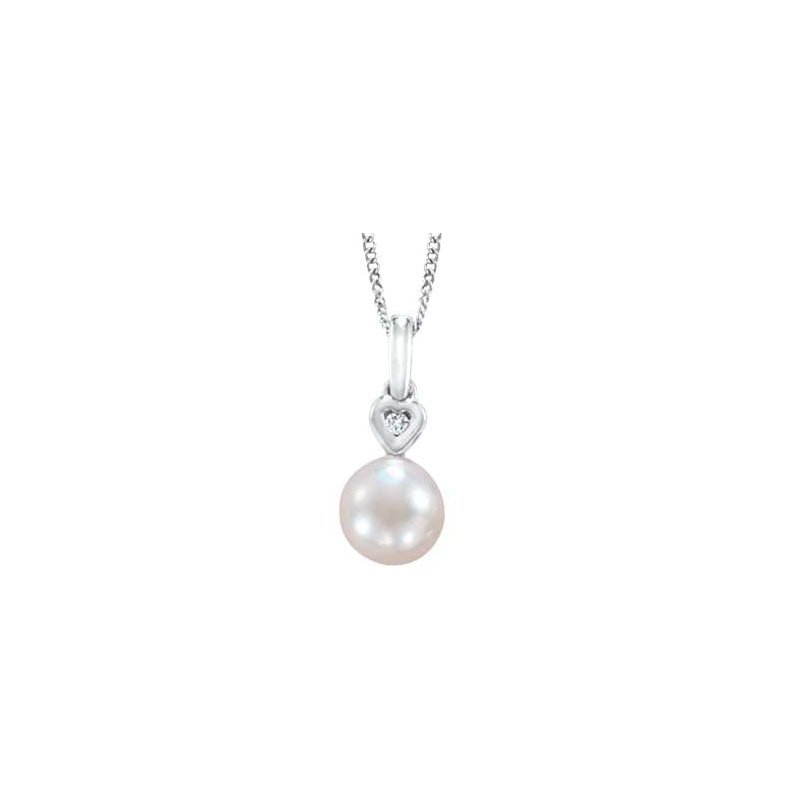 Forever Jewellery Pearls Pendant