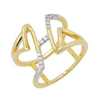 Diamond Fashion Ring - FDR13943YW