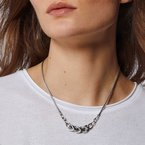JOHN HARDY Asli Classic Chain Link Necklace in Silver