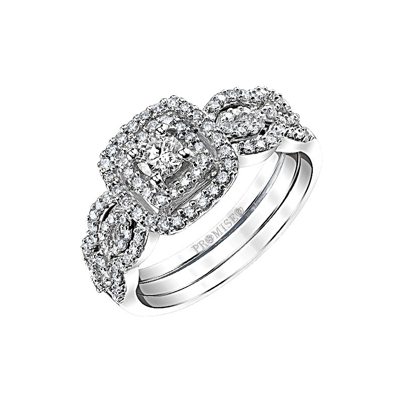 "Love Story Diamonds ""Careese"" - Promise Collection by Love Story"