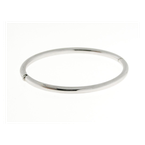 Roberto Coin  #26015 Of 18Kt Gold Classic Round Bangle