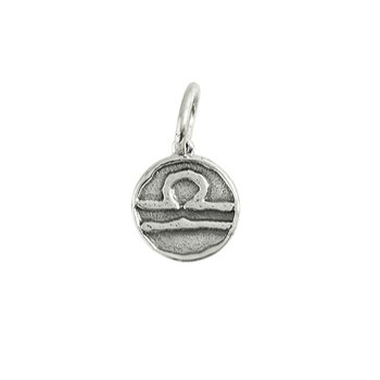 Mysteries Of The Zodiac Charm - Libra