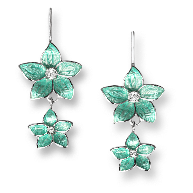 Morrison Jewelers: Nicole Barr Designs Sterling Silver Stephanotis ...