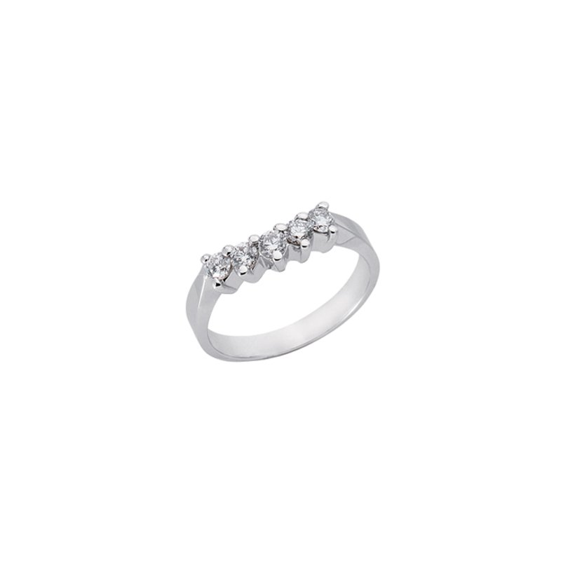 S. Kashi & Sons Bridal Prong Set Band