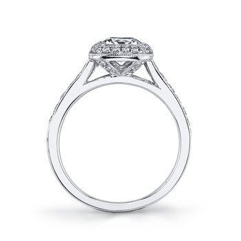 MARS 25400 Diamond Engagament Ring 0.40 ct tw