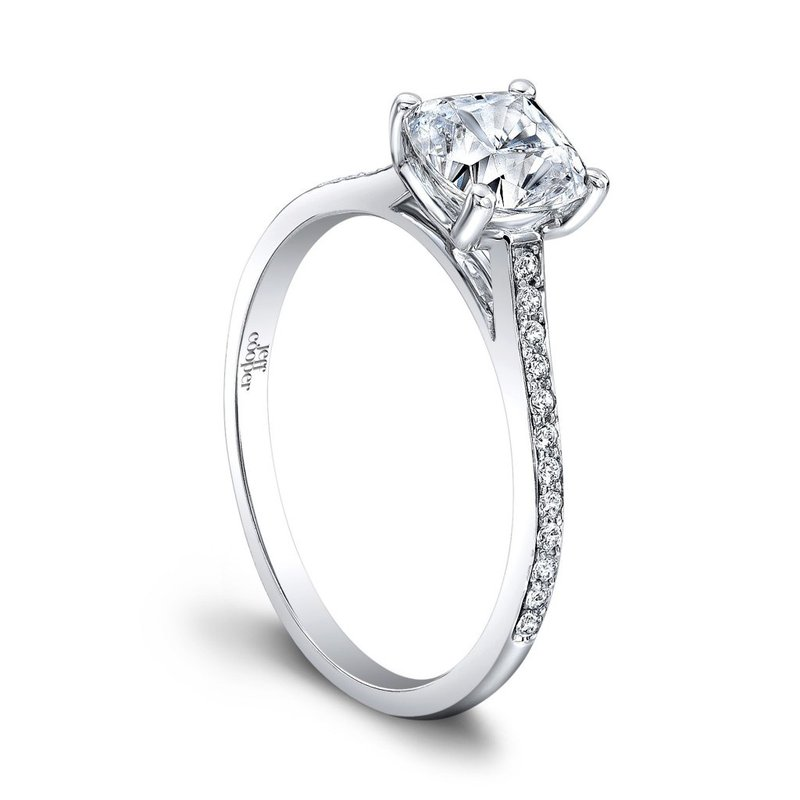 Jeff Cooper Clarie Engagement Ring