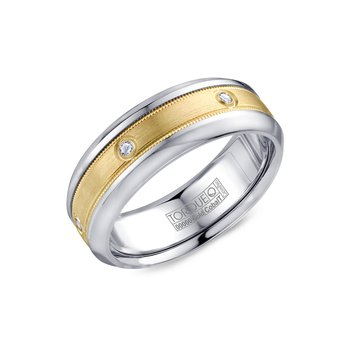 Torque Men's Fashion Ring CW087MY75