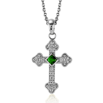 ZP375 CROSS PENDANT