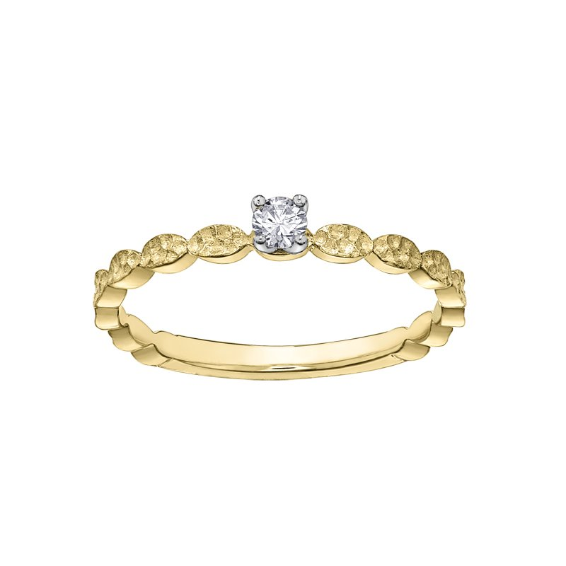 Lasting Treasures™ Diamond Ladies Solitaire