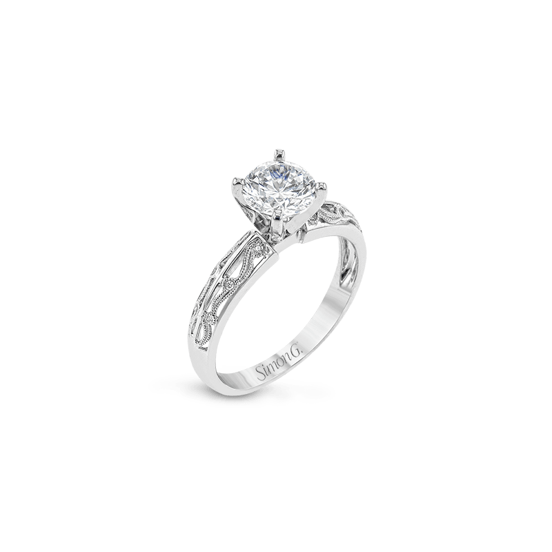 Simon G TR679 ENGAGEMENT RING