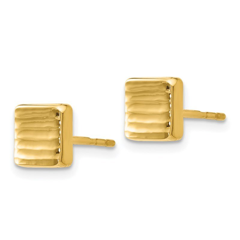 Leslie's Leslie's 14K Gold Post Earrings