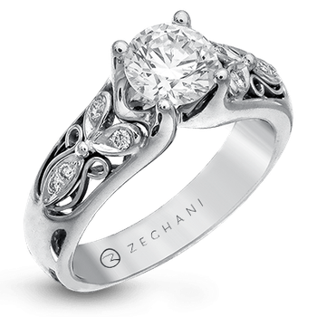 ZR231 ENGAGEMENT RING