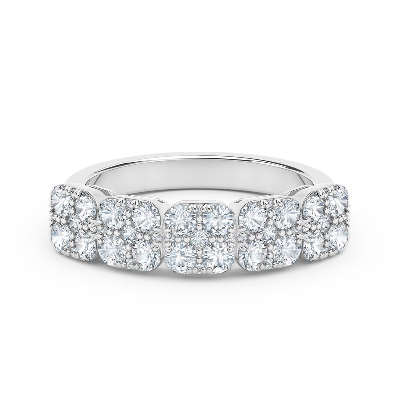 Forevermark The Forevermark Tribute™ Collection Diamond Anniversary Band