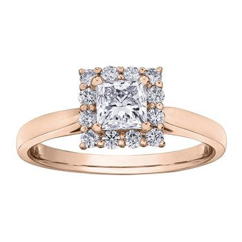5b410e17f2ac0 Maple Leaf Diamonds™ Ladies Engagement Ring