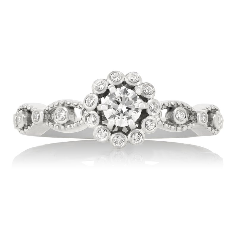 Veer Diamonds PRINCESS RING