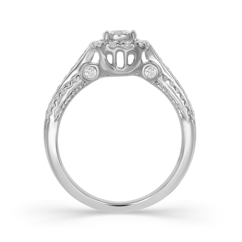 Veer Diamonds SARINA CARRIAGE RING