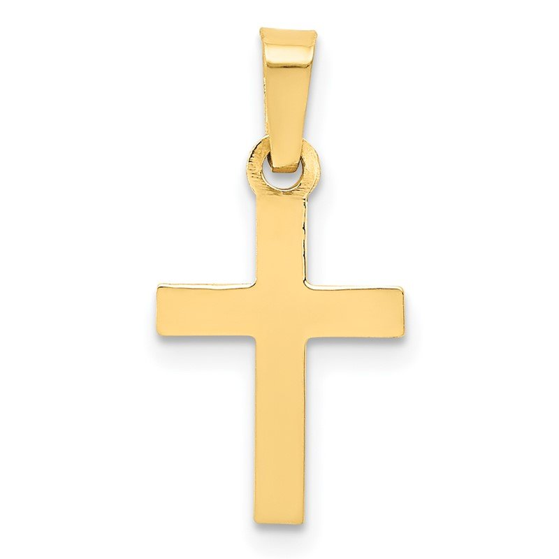 Quality Gold 14k Cross Pendant