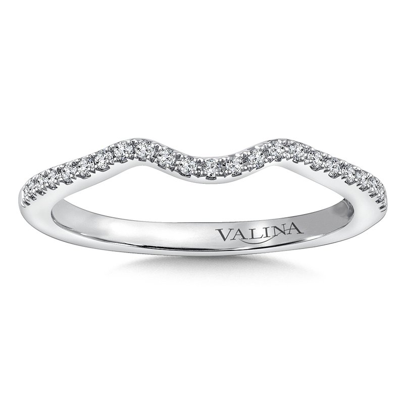 Valina Wedding Band (.12 ct. tw.)