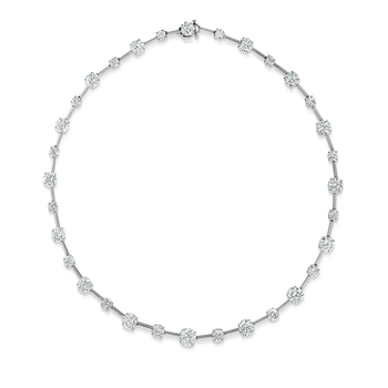 Cento Floating Diamond Necklace