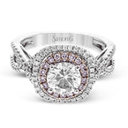 Simon G MR2736 ENGAGEMENT RING