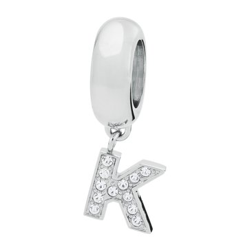 316L stainless steel and Swarovski® Elements crystals
