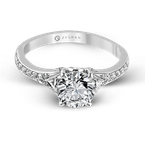 Zeghani ZR585 ENGAGEMENT RING