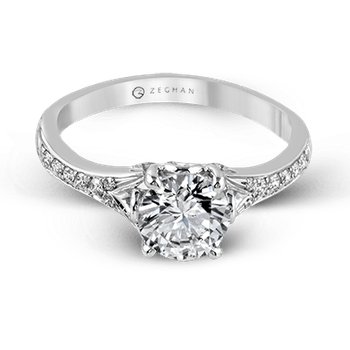 ZR585 ENGAGEMENT RING
