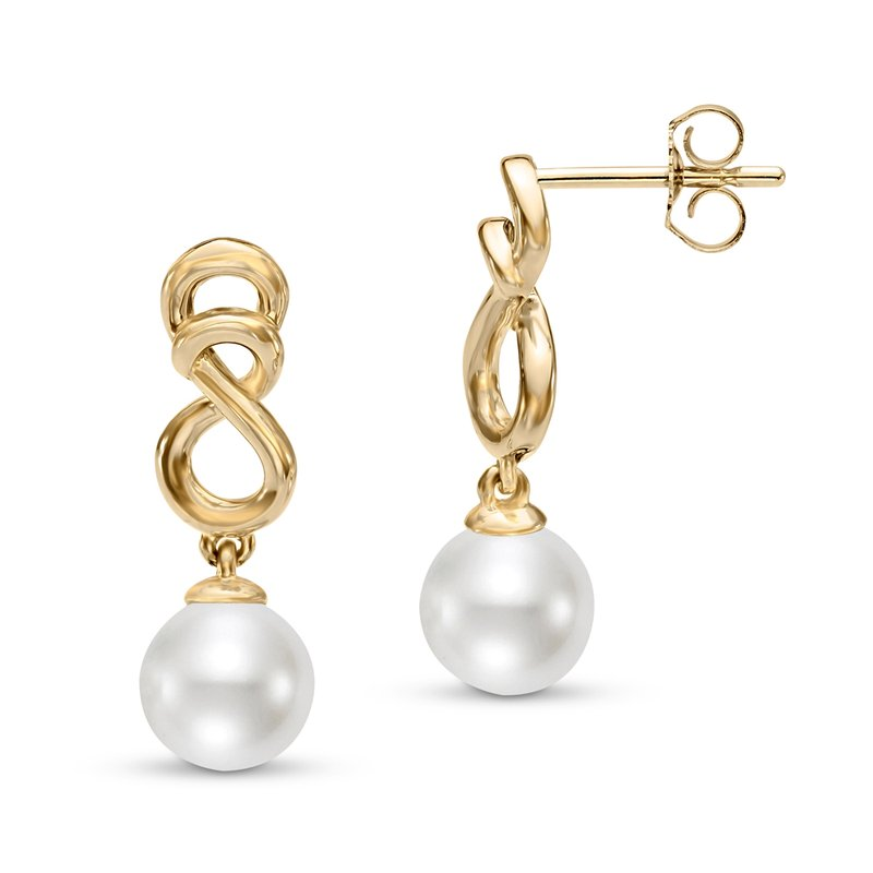 Mastoloni Pearls Infinite Earrings