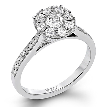 MR2680 ENGAGEMENT RING