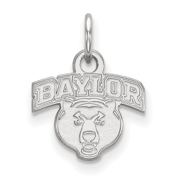 Gold Baylor University NCAA Pendant