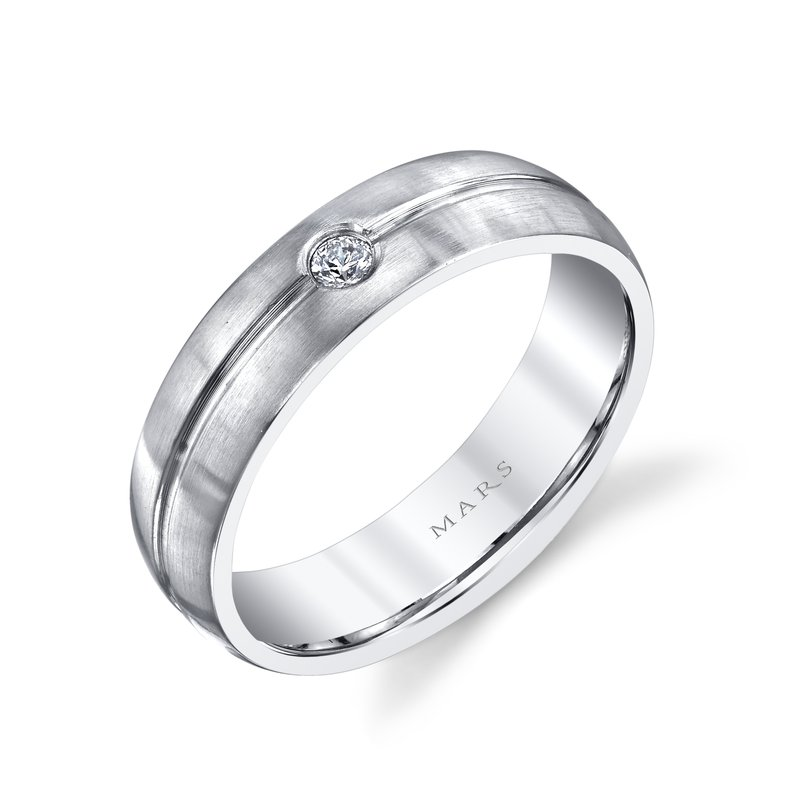 MARS Jewelry - Wedding Band G116