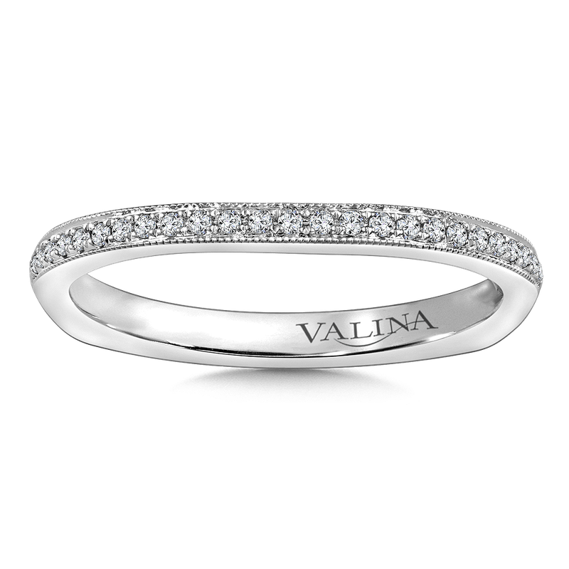 Valina Bridals Wedding Band (.10 ct. tw.)