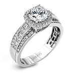 Simon G MR2560 ENGAGEMENT RING