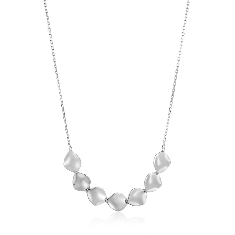 Ania Haie Crush Multiple Discs Necklace