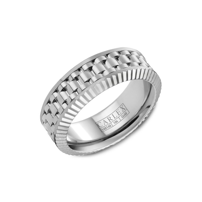 Carlex Carlex Generation 3 Mens Ring CX3-0019WWW