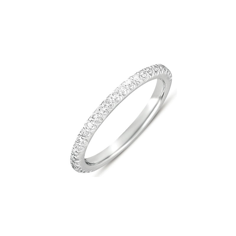 S. Kashi & Sons Bridal Diamond Matching Band