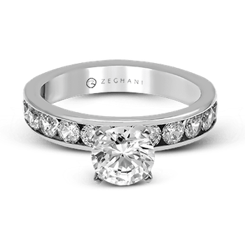 ZR16-A ENGAGEMENT RING