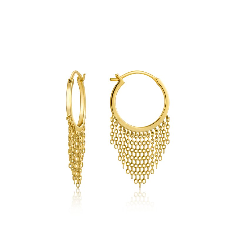 Ania Haie Fringe Fall Earrings