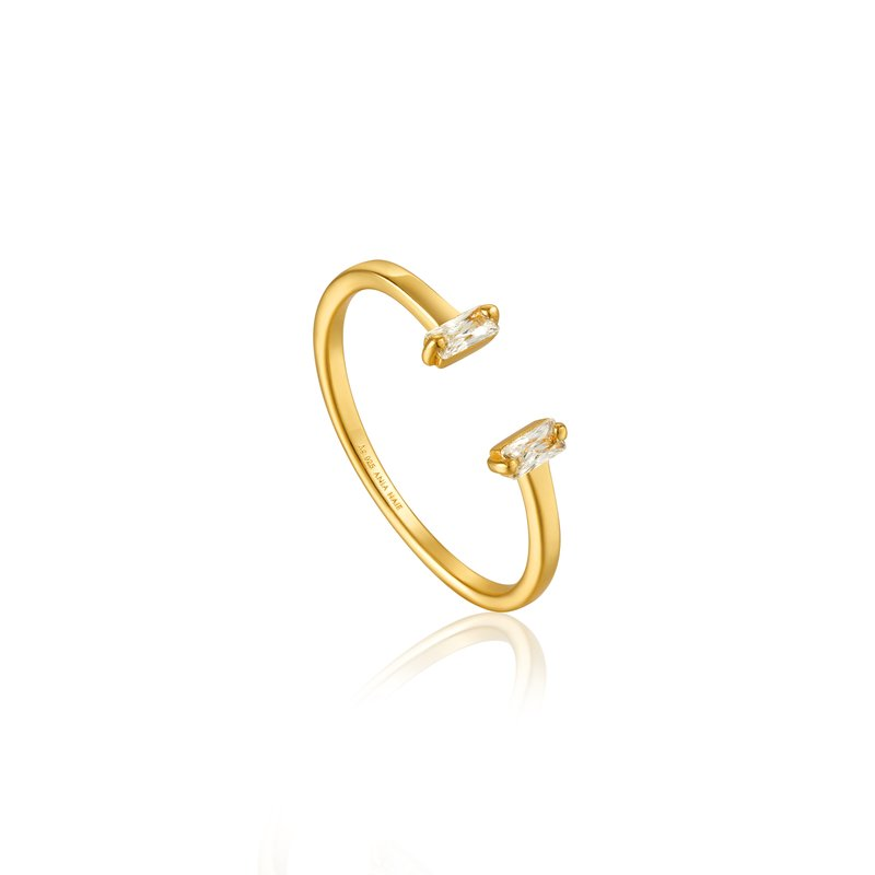 Ania Haie Glow Adjustable Ring