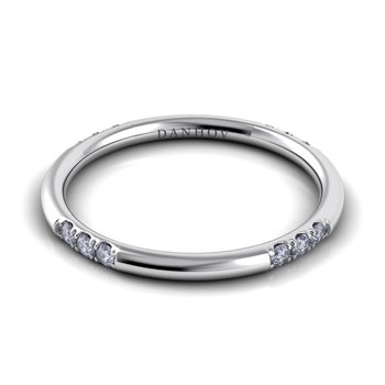 Classico Round Diamond Band