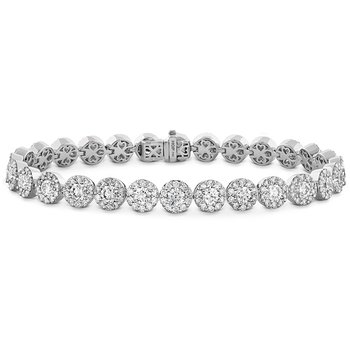 6.9 ctw. Fulfillment Diamond Line Bracelet