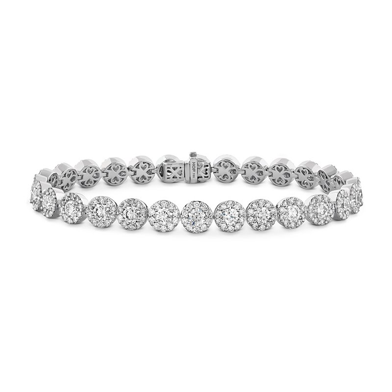 Hearts on Fire 6.9 ctw. Fulfillment Diamond Line Bracelet