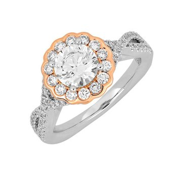 Bridal Ring-RE13297WR10R