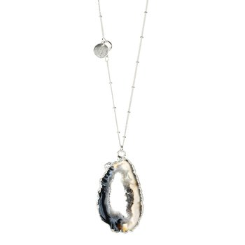 Venus Silver Necklace
