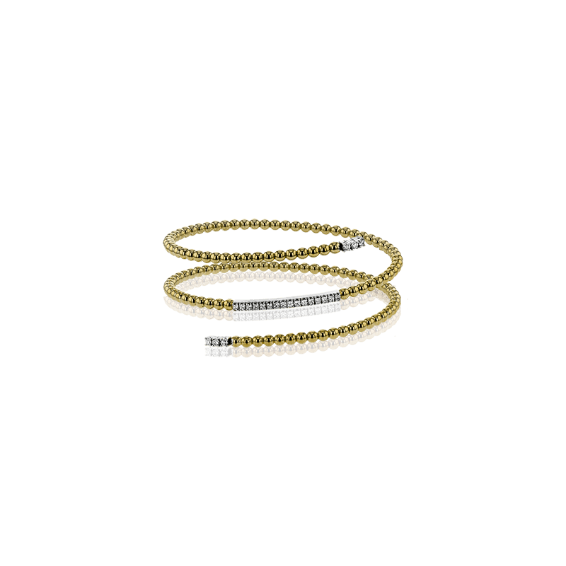Simon G LB2166-Y BANGLE